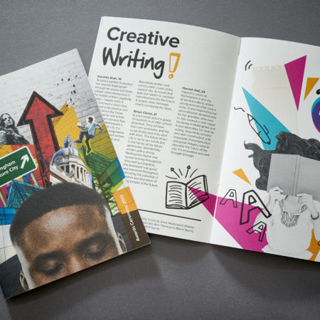 Young Creative Awards 2017 brochure