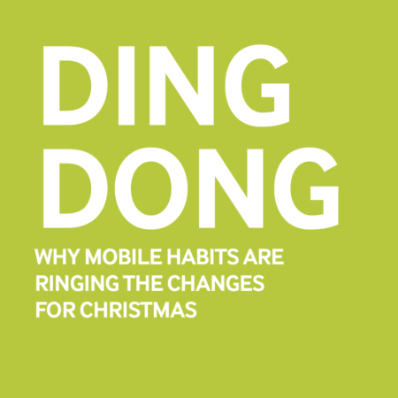 Ding Dong - Why mobile habits are ringing the changes for Christmas